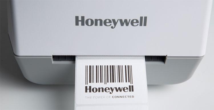 霍尼韦尔OT800条码打印机开机出空白纸